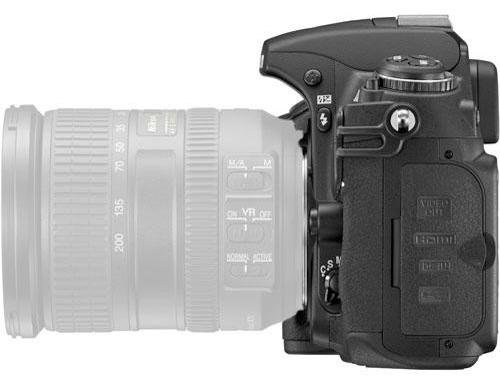 Nikon D300 Specs image