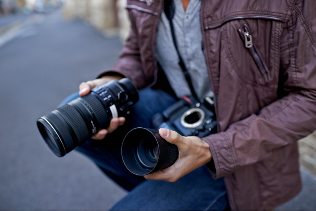 how to take real estate photos