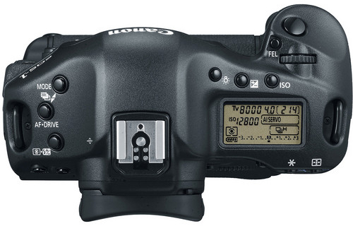 Canon EOS 1D Mark IV Body Design 2 image