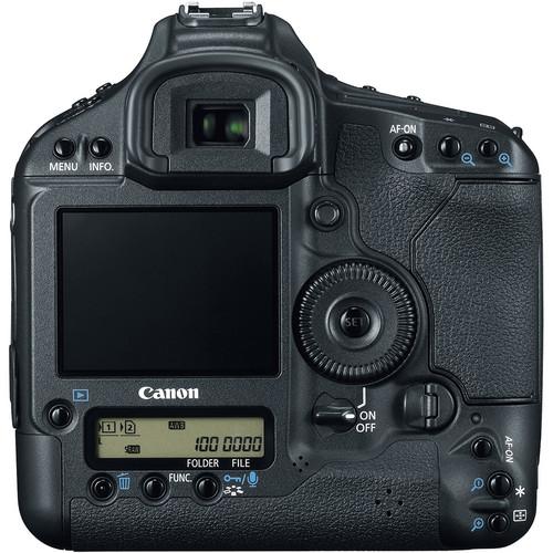 Canon EOS 1D Mark IV Specs image
