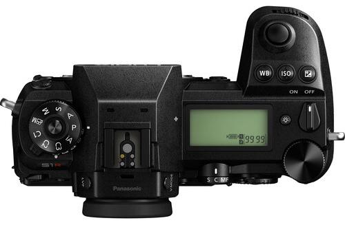 Panasonic S1R Build Handling 1 image