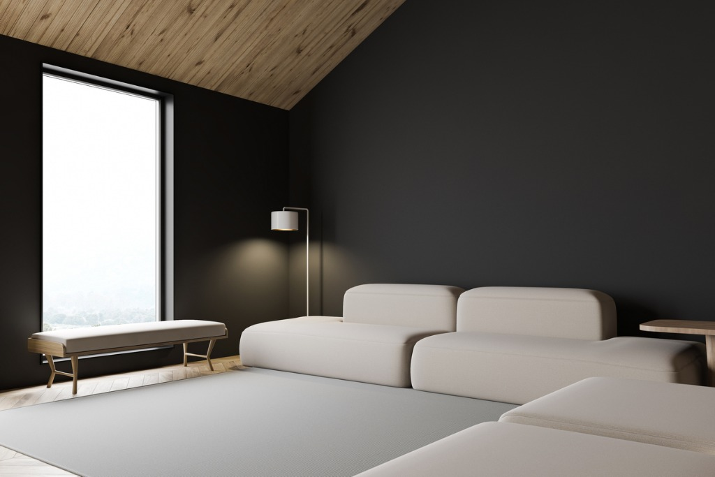 make interior photos brighter without flash