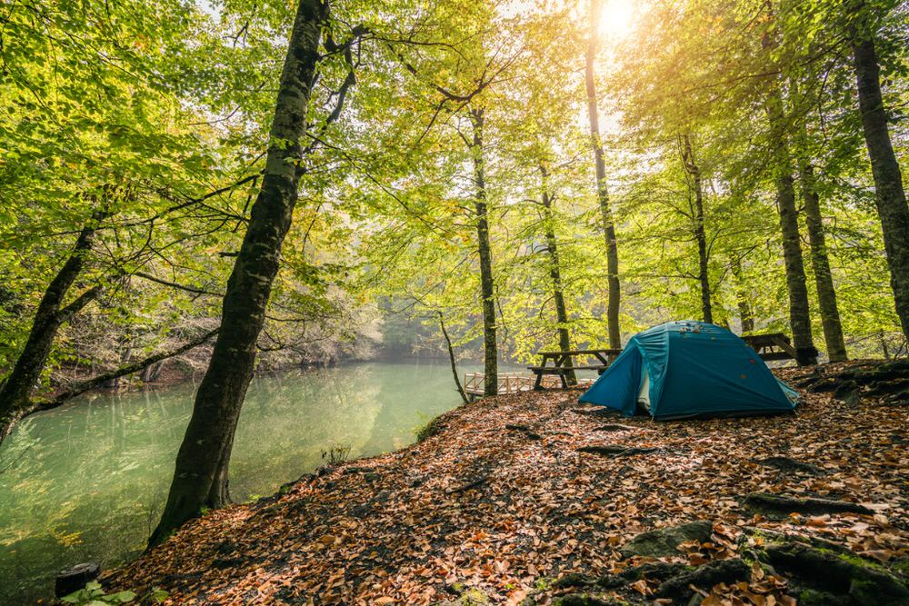 How to Make Tent Camping More Comfortable image