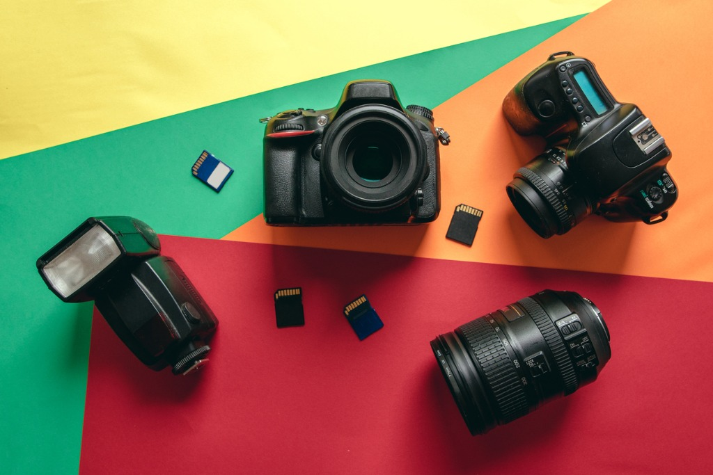 start a photography business image
