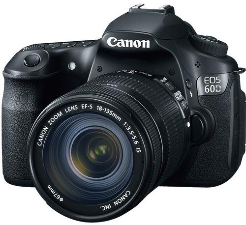 Canon EOS 60D Build Handling image