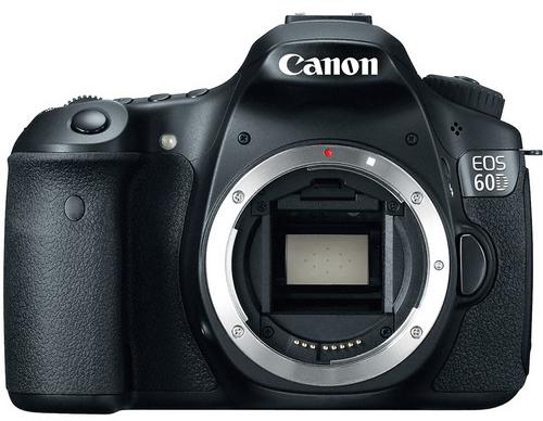 Canon EOS 60D Review image