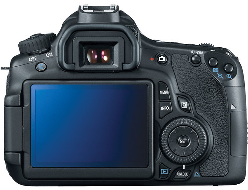 Canon EOS 60D Specs 1 image
