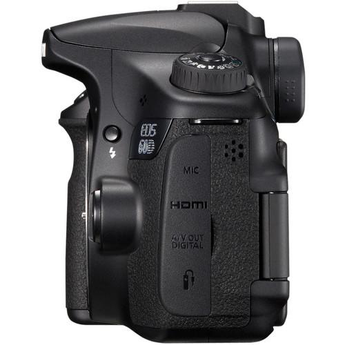 Canon EOS 60D Specs 2 image