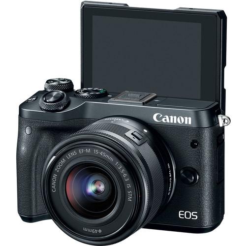 Canon EOS M6 Body Design image