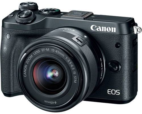 Canon EOS M6 Review image