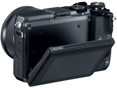 Canon EOS M6 Specs  image