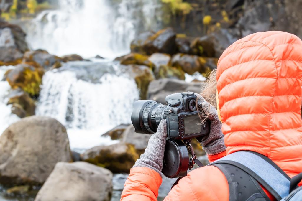waterfall photography gear image