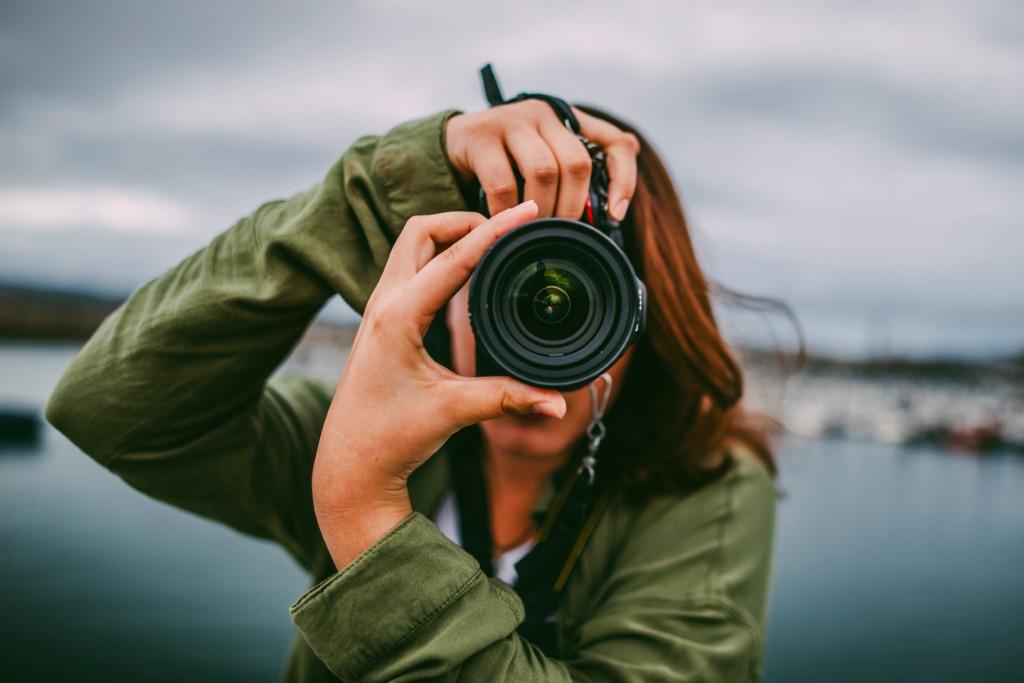 focus on the aspect ratio image