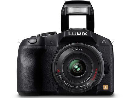 Panasonic Lumix DMC G6 Price image