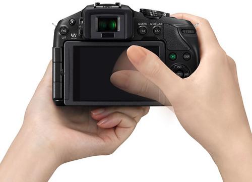 Panasonic Lumix DMC G6 Specs 1 image