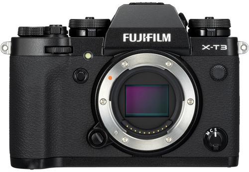 FujiFilm X T3 specs image