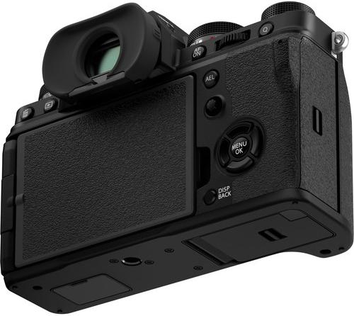 Fujifilm X T4 Build Handling image