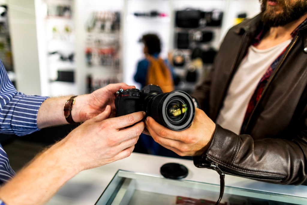 best real estate photography cameras