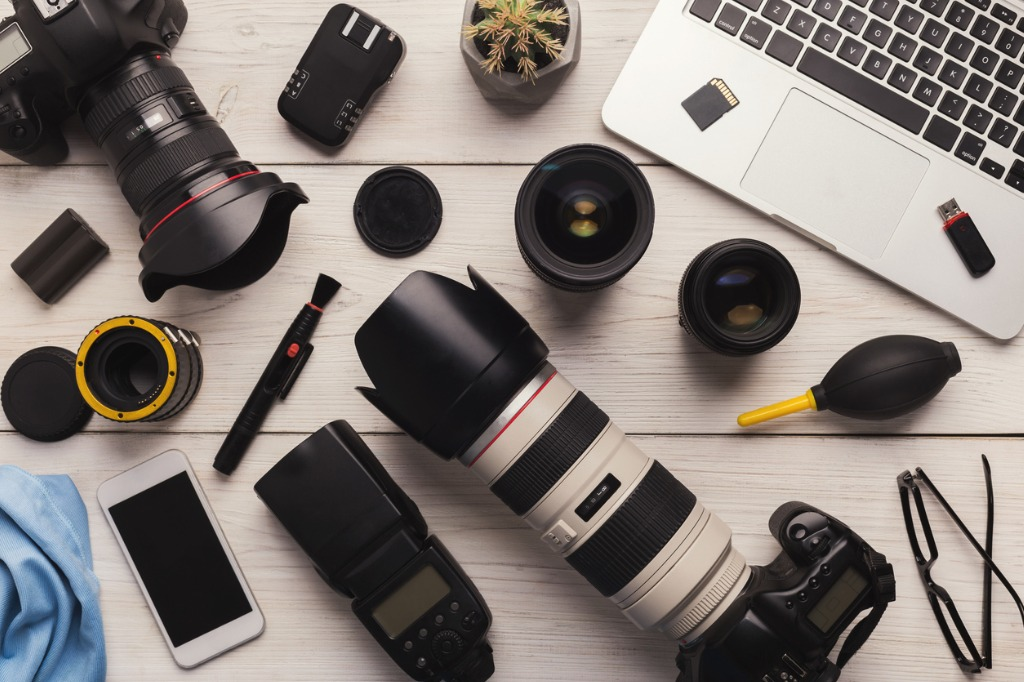 good camera for real estate agents