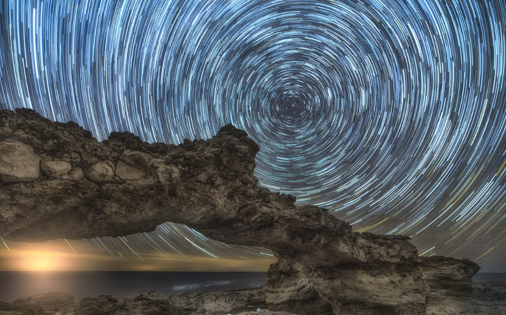 how to photograph the stars image