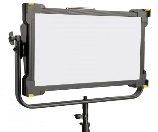 flat panel led light image