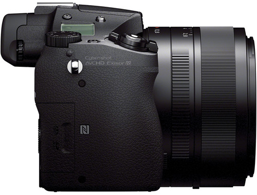 Sony RX10 Body Design image