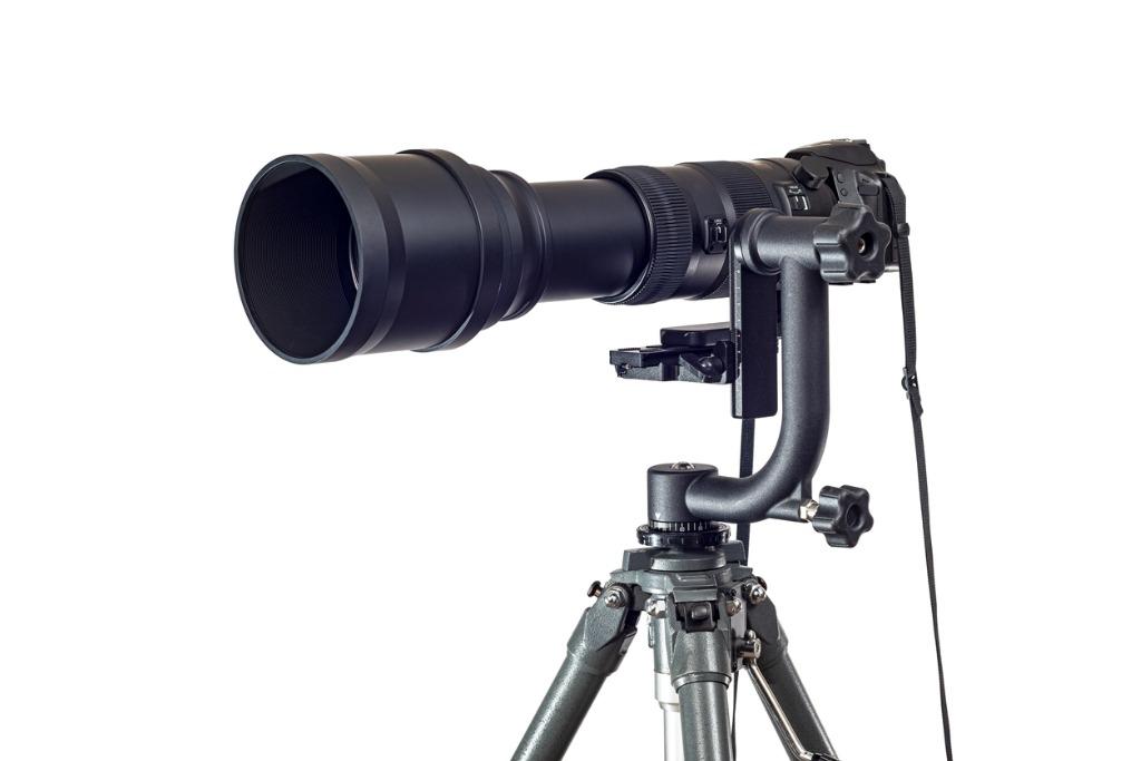 wildlife photography gear image