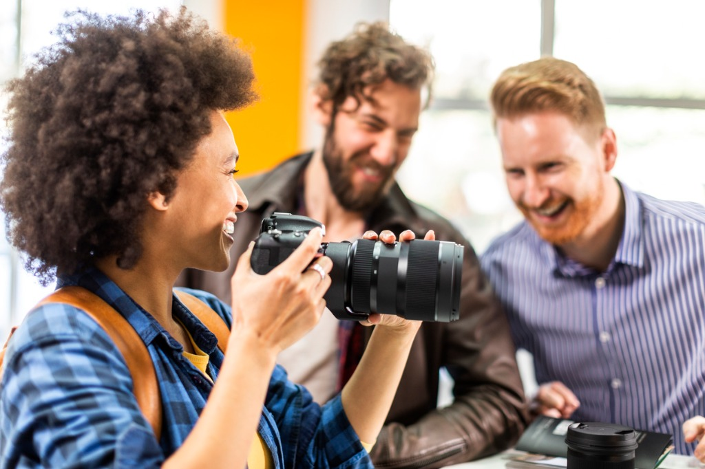 Should you work for free as a photographer image