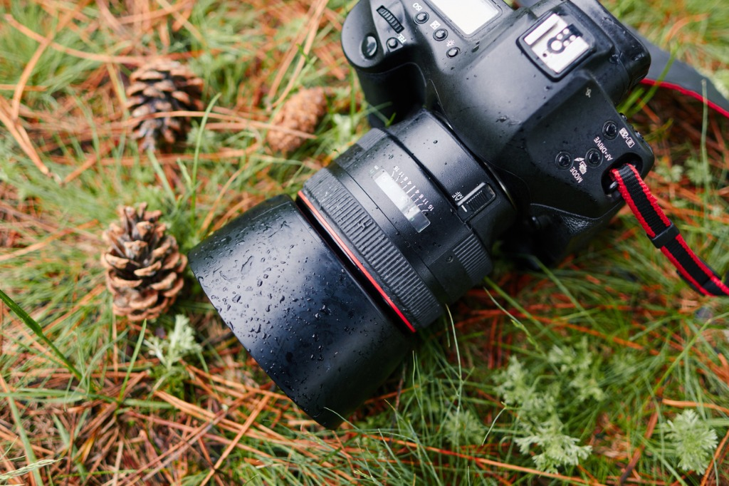 How to Weatherproof Your Camera image