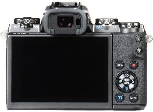 Canon EOS M5 Body Design image