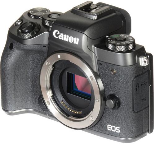Canon EOS M5 Price image