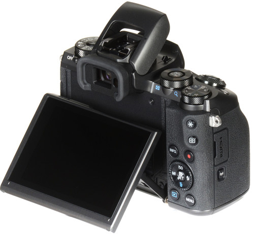 Canon EOS M5 Specs image