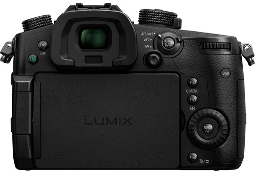 Panasonic GH5 Specs and Features 1 image
