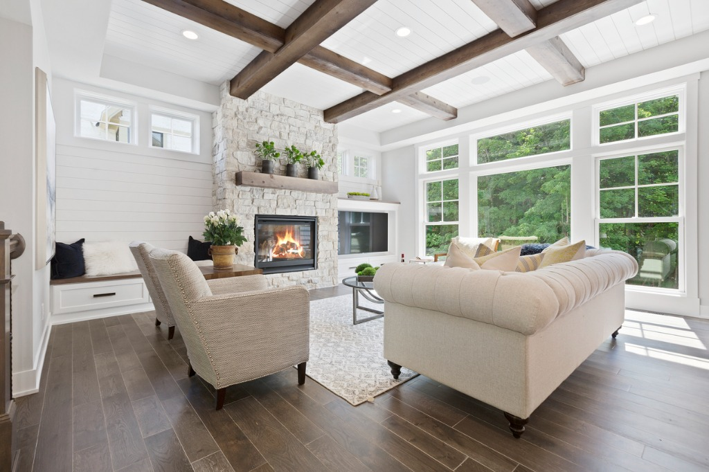 natural light in real estate photography