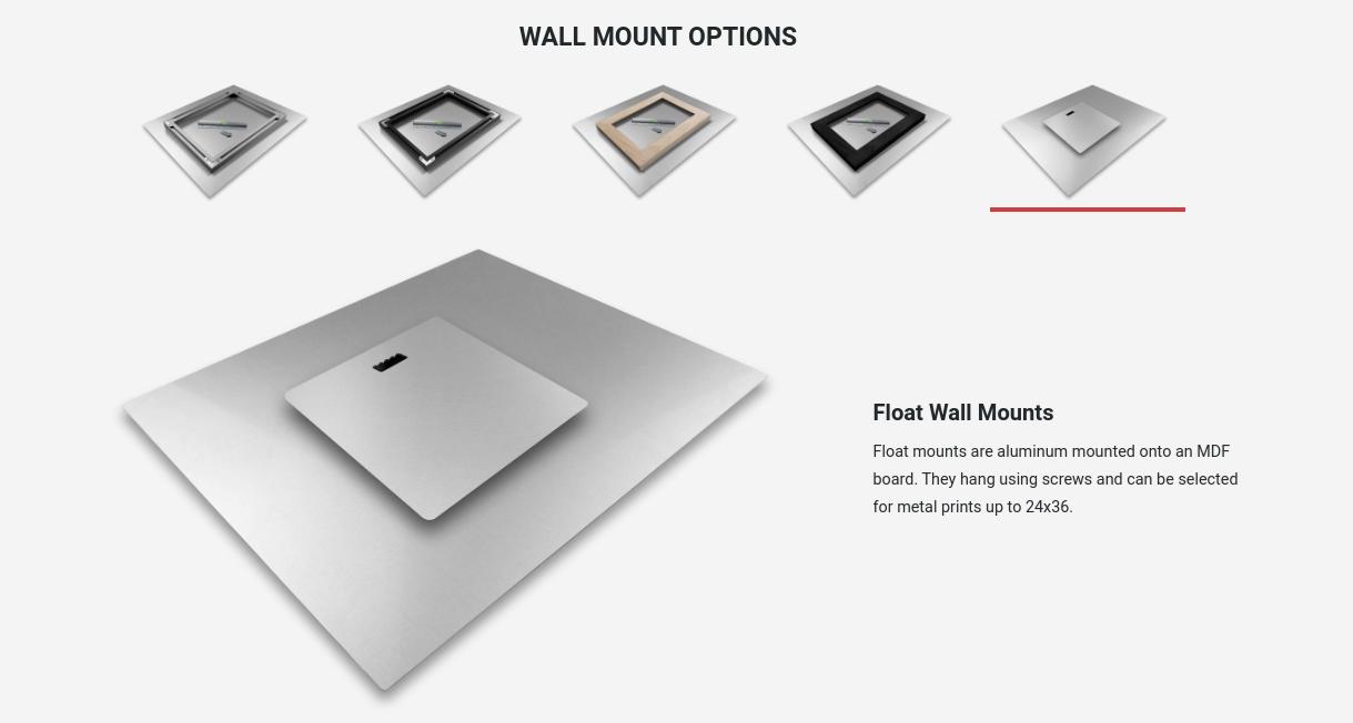 artbeat studios wall mount options image
