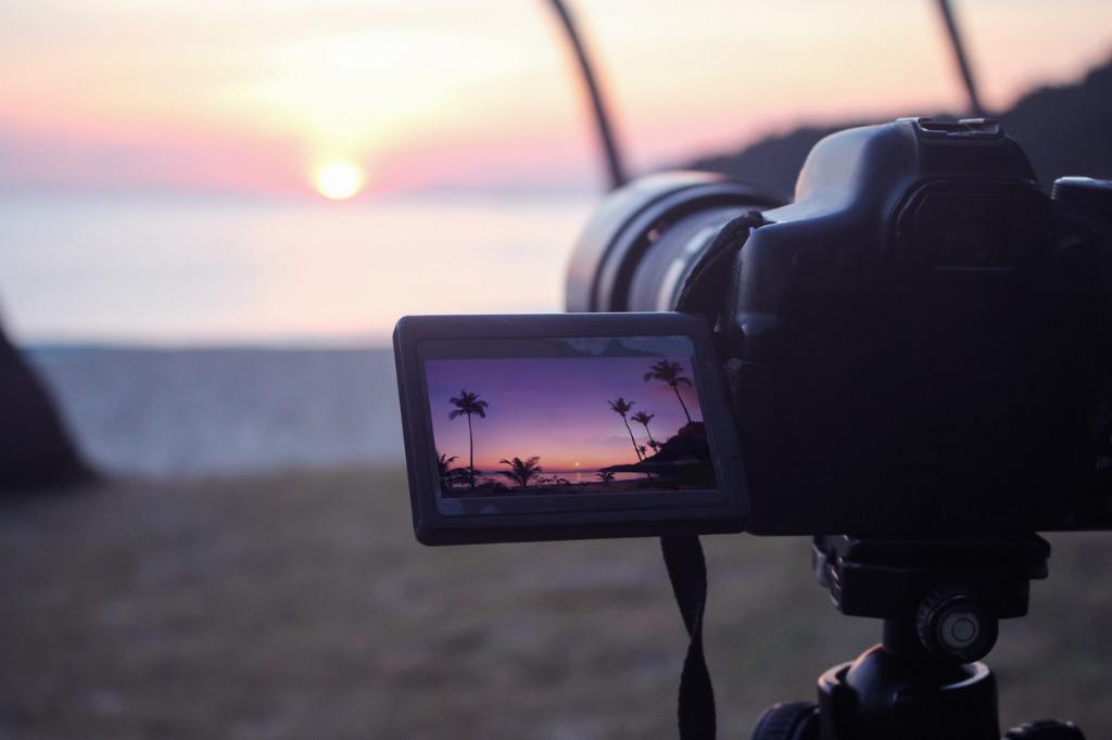 used camera gear image