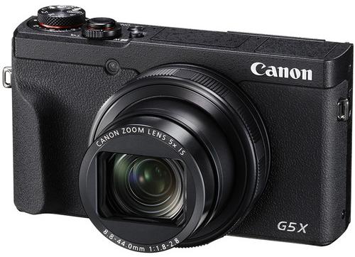 Canon PowerShot G5 X II Review 1 image
