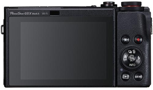 Canon PowerShot G5 X II Specs 1 image
