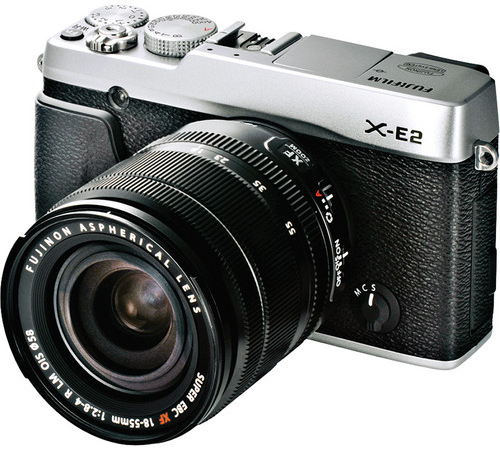 FujiFilm X E2 Specs 1 image