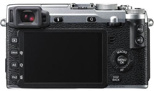 FujiFilm X E2 Video Performance 1 image