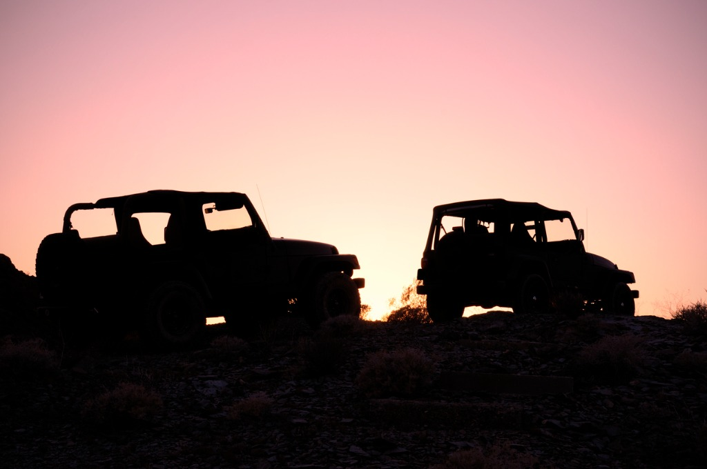 Off-Roading Etiquette - Know These Rules of the Trail