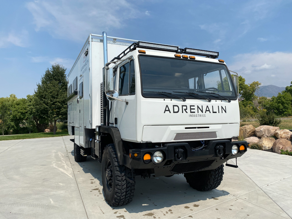 Adrenalin Industries An Overland Camper That Rules All Overland Campers image
