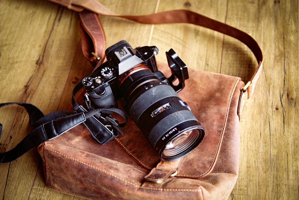 The Perfect Lightweight Camera Bag and Strap 1 image