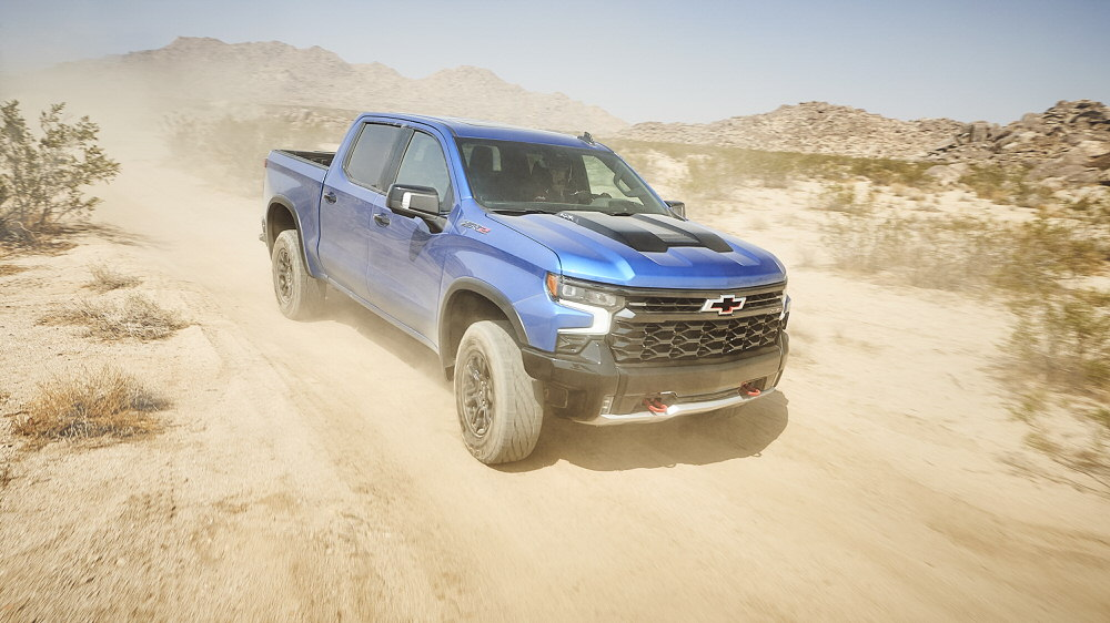 The Chevy Silverado ZR2 Is Finally Here Lets See What It Has to Offer image