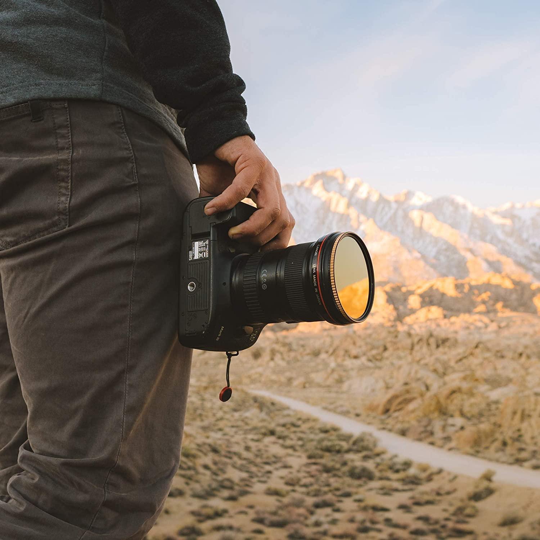 Gifts for Photographers Under 150 PolarPro QuartzLine 82mm ND64 Filter image