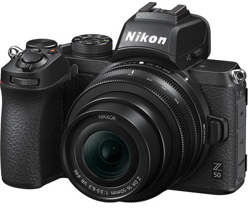 Nikon Z50 Pros and Cons 1 image