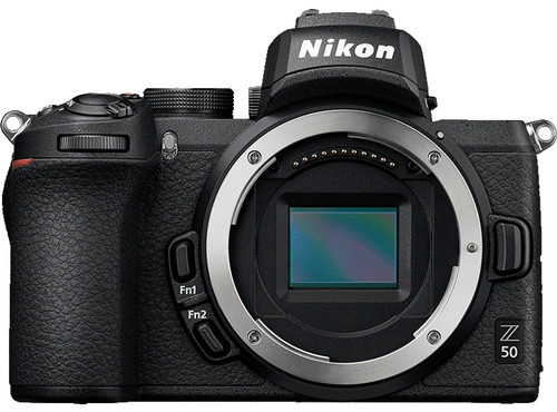 Nikon Z50 Specs 1 image