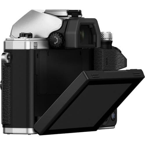 Olympus OM D E M10 II Build Handling image