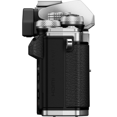 Olympus OM D E M10 II Build Handling 2 image