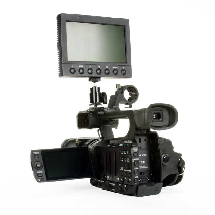 on camera vs field monitors image